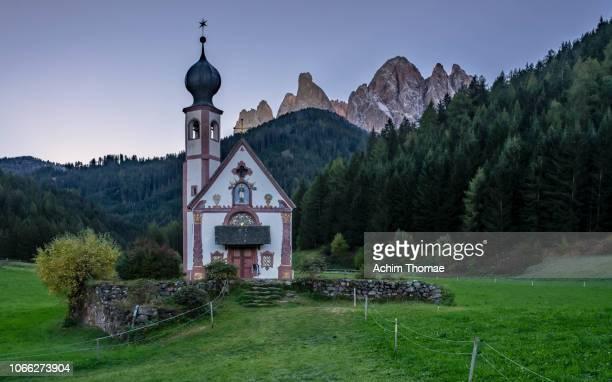 Val di Funes, Dolomite Alps, Italy, Europe