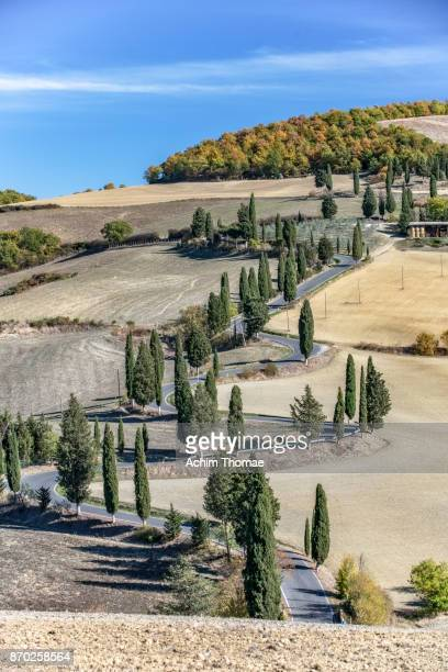 Val d'Orcia, Tuscany, Italy, Europe