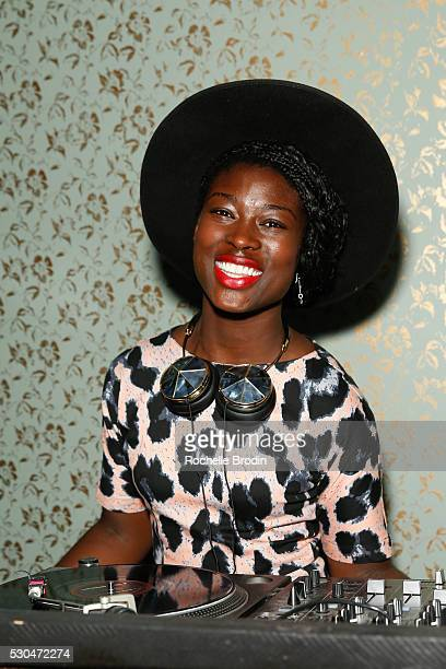 Val Fleury attends the Who What Wear visionaries launch event at Ysabel on May 10 2016 in West Hollywood California