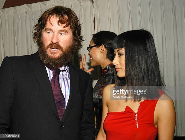 Val Kilmer and Bai Ling during 2004 Bangkok International Film Festival Closing Night and World Premiere of 'Spartan' at Scala Theatre in Bangkok...