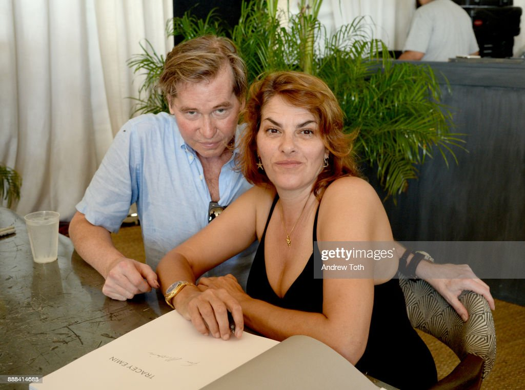 Soho Beach House Hosts The Last Ten Years: Tracey Emin In Conversation With Alastair Gordon During Art Basel Miami Beach 2017