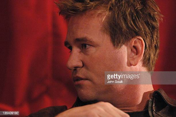Val Kilmer at a screening and QA in celebration of the December 12 DVD release of 'The Doors 15th Anniversary Edition'