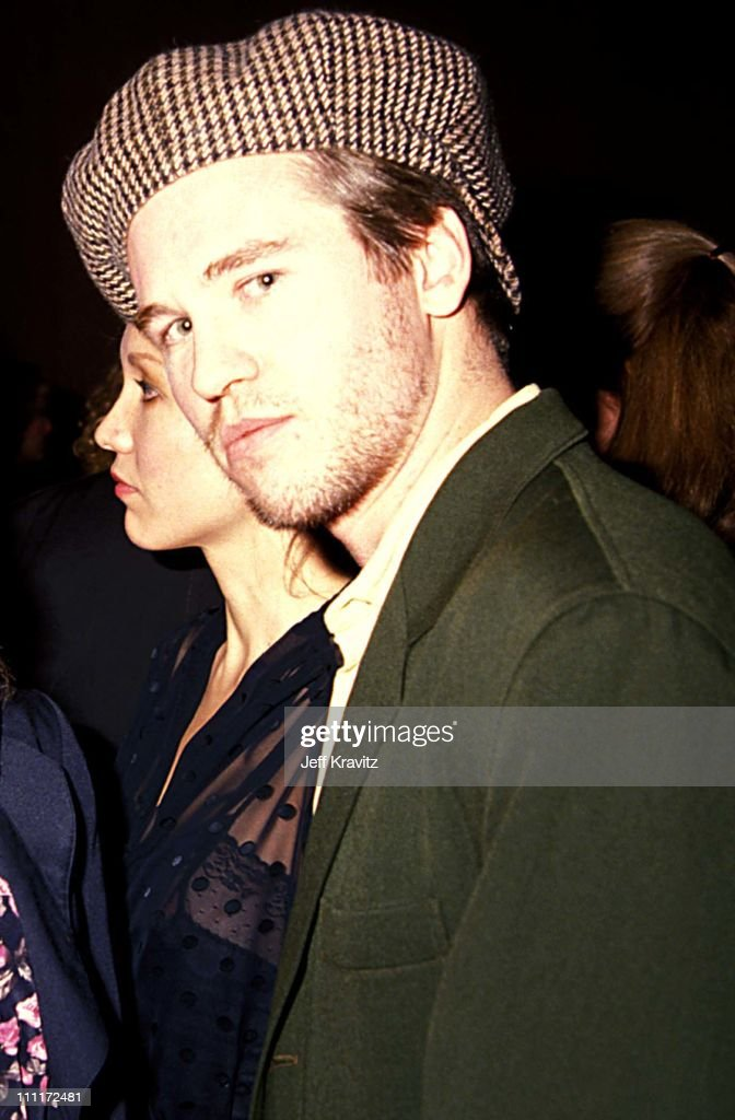 Val Kilmer during 1988 Young Artists Unite in Los Angeles, California, United States.