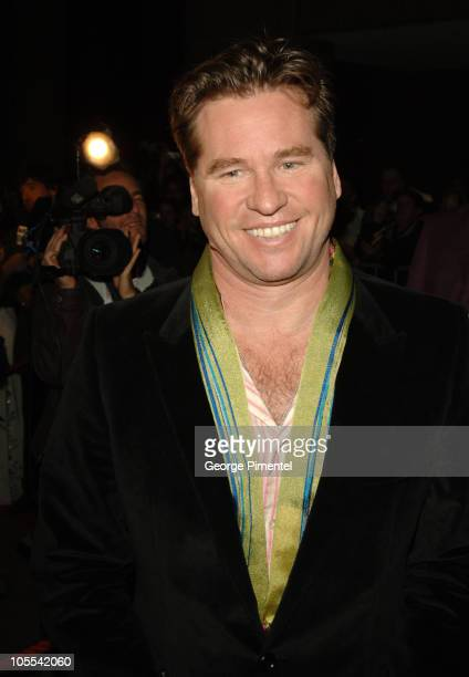 Val Kilmer during 2005 Toronto Film Festival 'Kiss Kiss Bang Bang' Premiere at Ryerson Theatre in Toronto Canada