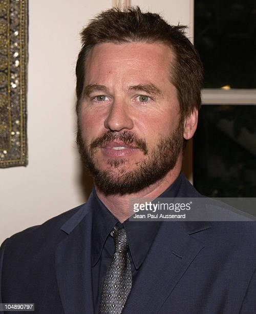 Val Kilmer during Chrysalis 2nd Annual 'Night of The Butterfly' at Private Residence in Westwood California United States