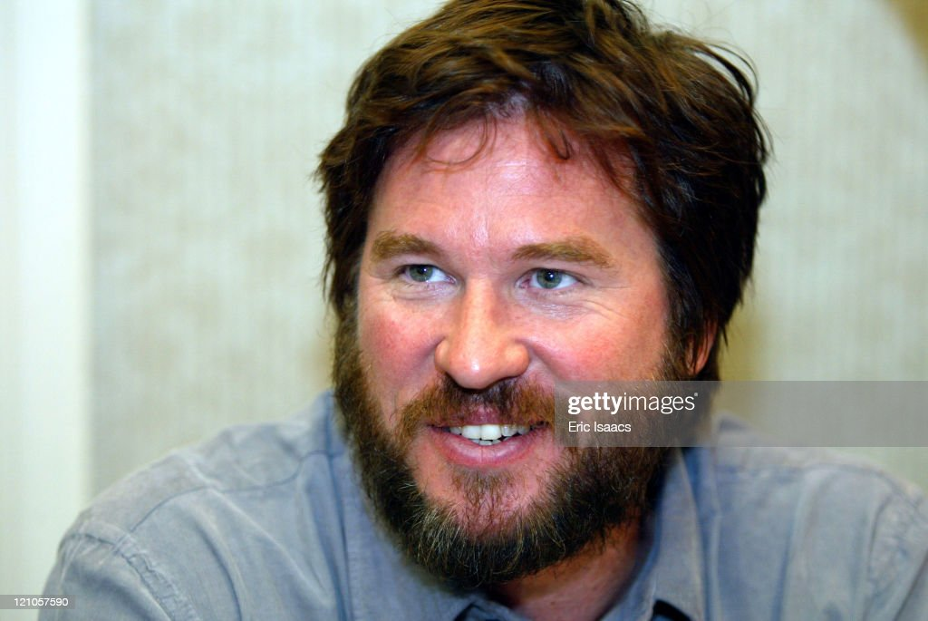 Val Kilmer during Hollywood Collectors Show - October 04, 2003 at North Hollywood in Hollywood, California, United States.