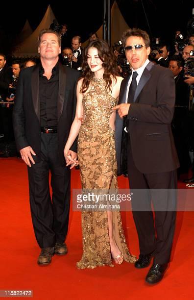 Val Kilmer Michelle Monaghan and Robert Downey Jr