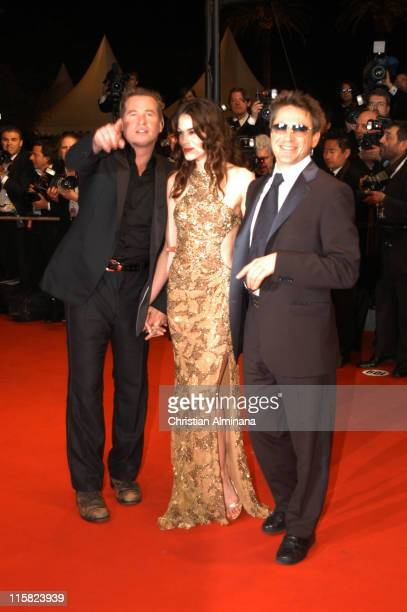 Val Kilmer Michelle Monaghan and Robert Downey Jr