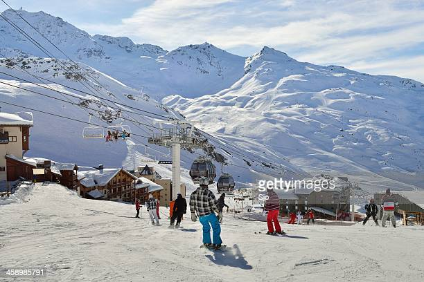 Val Thorens Ski Piste