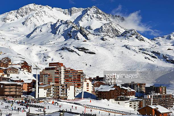 Val Thorens, ski resort