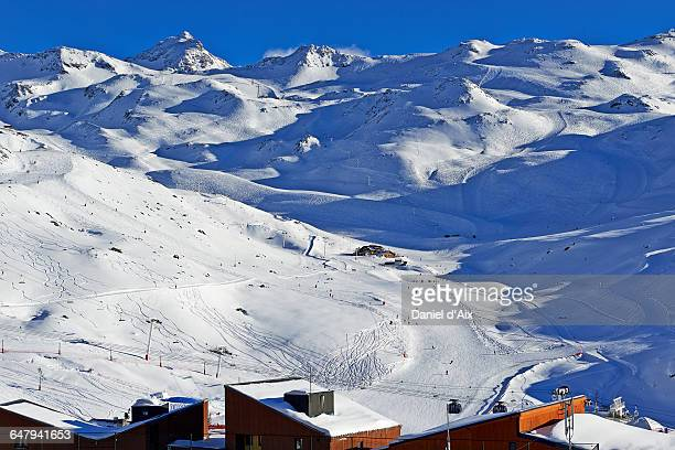 Val Thorens, ski resort