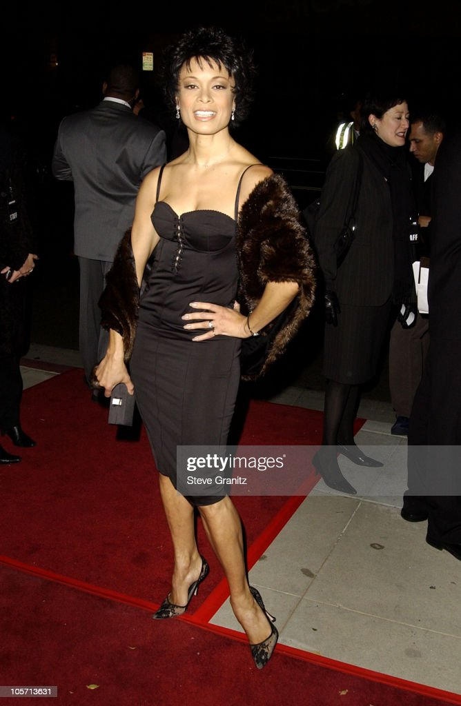 Valarie Pettiford during 'Chicago' Premiere in Los Angeles at The Academy in Beverly Hills, California, United States.