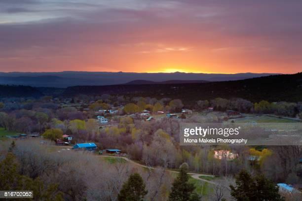 Valdez, Taos County, New Mexico