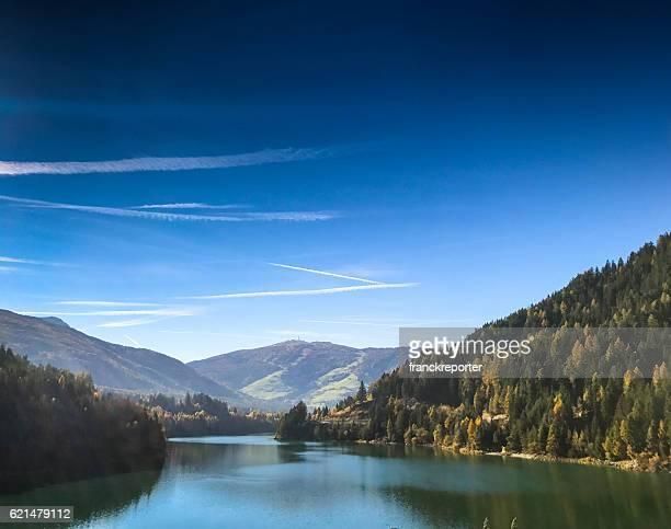 Valdora lake in south tyrol - Italy