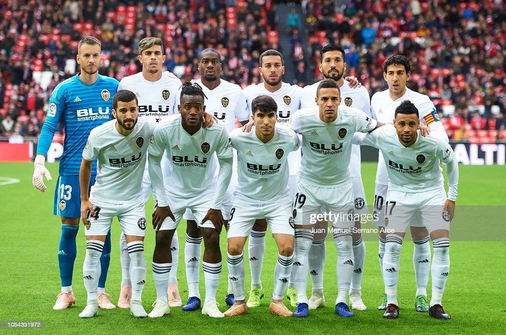 Athletic Club v Valencia CF - La Liga : News Photo