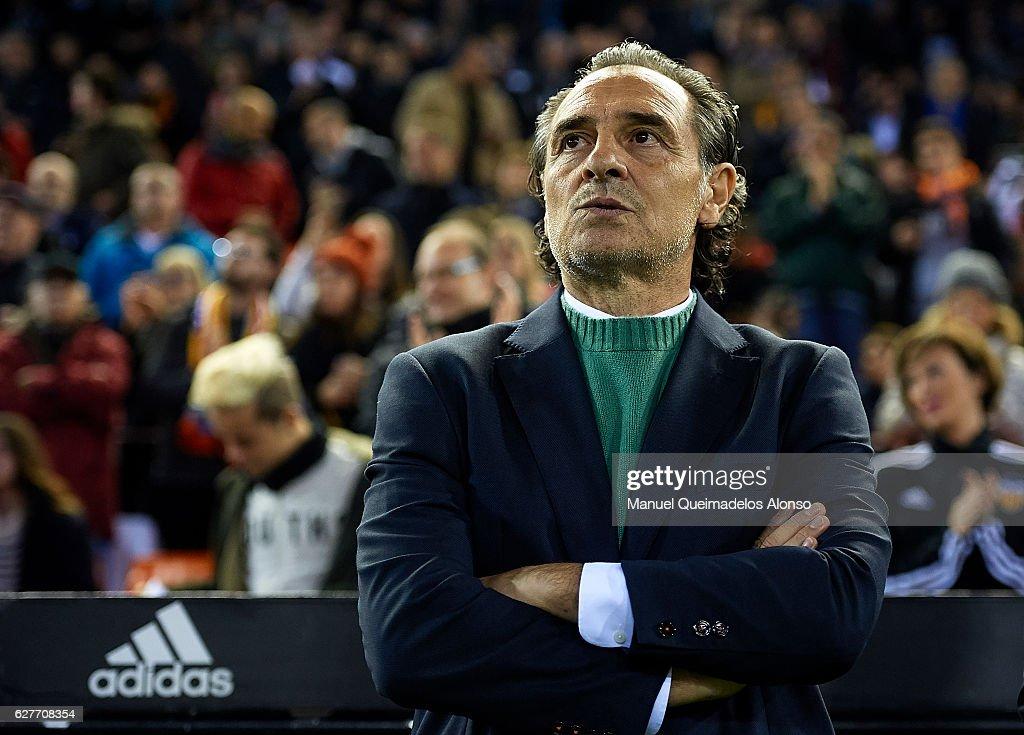 Valencia CF v Malaga CF - La Liga : News Photo