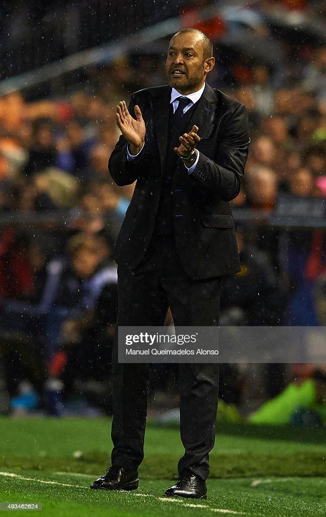 Valencia CF v KAA Gent - UEFA Champions League