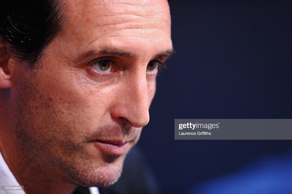 Valencia Press Conference : News Photo