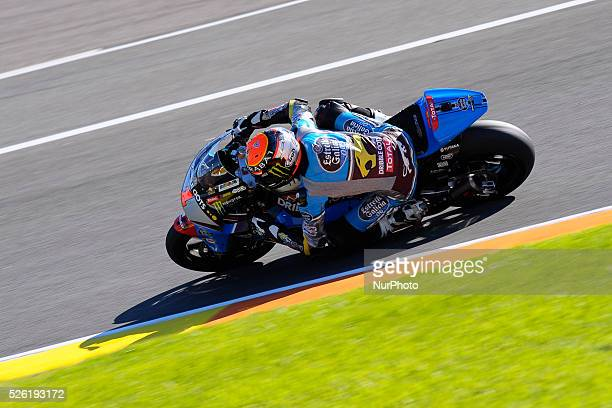 Valencia, SPAIN -07 November: Motul Grand Prix of Comunitat Valenciana. Circuit Ricardo Tormo, Cheste Valencia. Free Practices In the photo: #1...