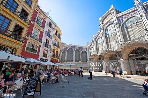 Valencia square