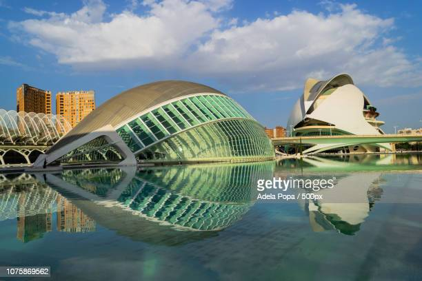 Valencia-City of arts and sciences