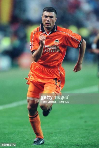 Valencia's Adrian Ilie