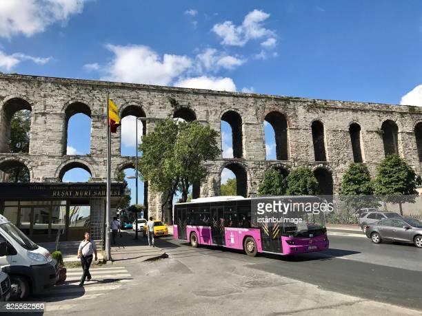 Valens aqueduct in İstanbul