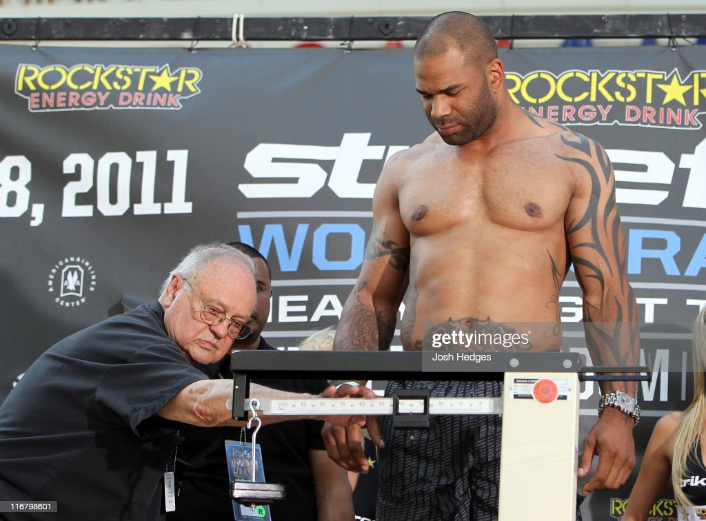 Strikeforce: Overeem vs. Werdu...