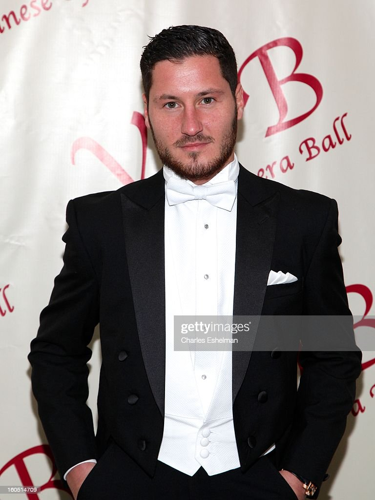 Valentin Chmerkovskiy attends The 58th Annual Viennese Opera Ball at The Waldorf=Astoria on February 1, 2013 in New York City.