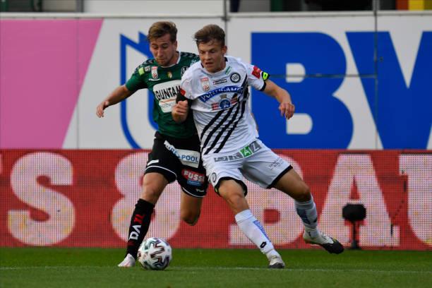AUT: SV Guntamatic Ried v SK Puntigamer Sturm Graz - tipico Bundesliga