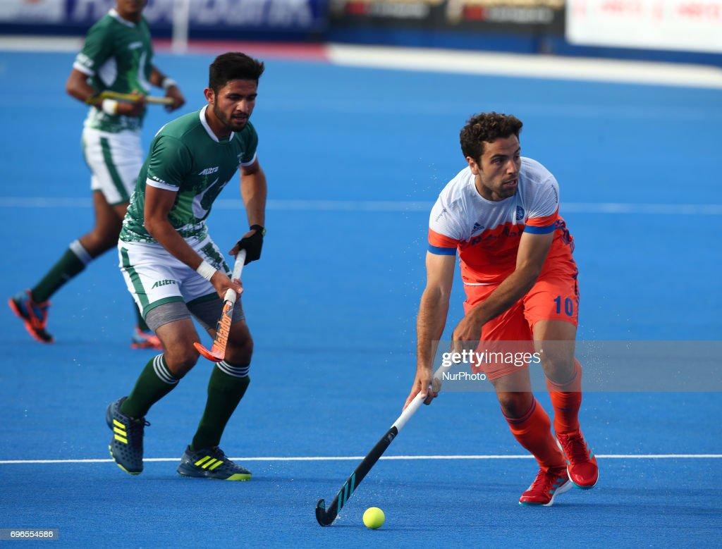 Netherlands v Pakistan - Hockey