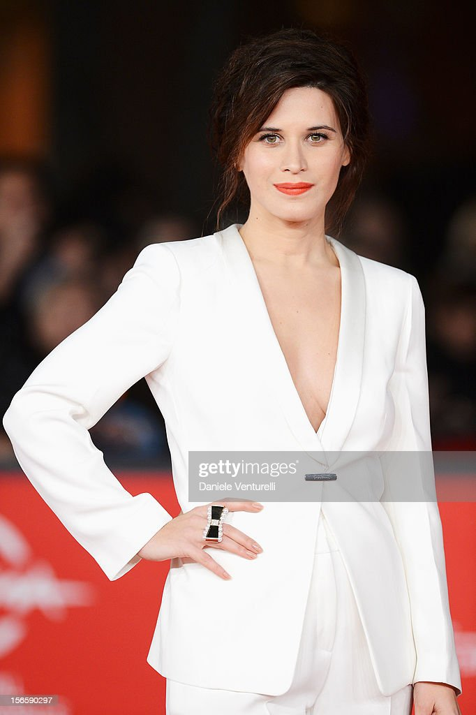 Valentina Cervi attends the Closing Ceremony Red Carpet during the 7th Rome Film Festival at the Auditorium Parco Della Musica on November 17, 2012 in Rome, Italy.