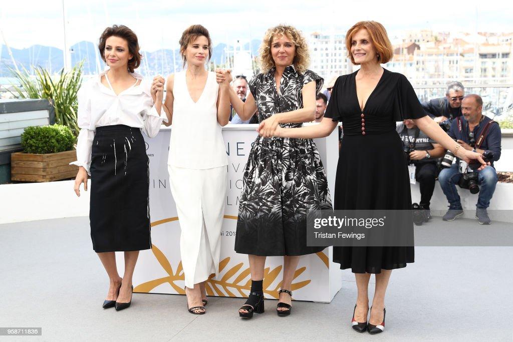 """Euforia"" Photocall - The 71st Annual Cannes Film Festival : News Photo"