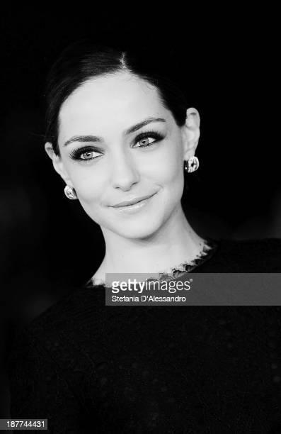 Valentina Corti attends 'Romeo and Juliet' Premiere during The 8th Rome Film Festival at Auditorium Parco Della Musica on November 11 2013 in Rome...