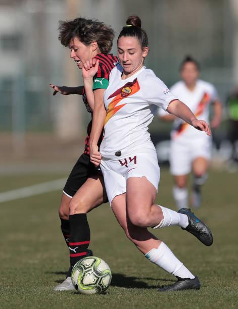 ITA: AC Milan v AS Roma - Women Serie A