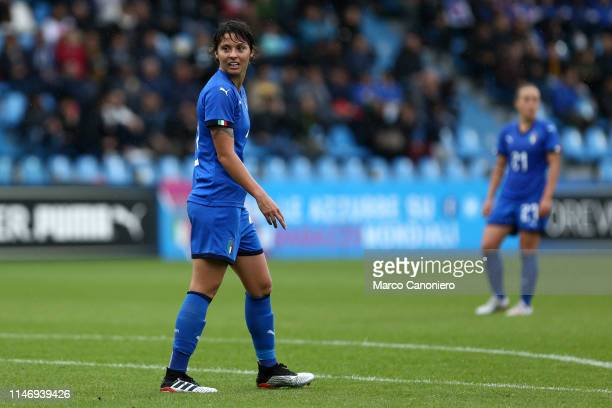Valentina Giacinti of Italy Women during the International Friendly match between Italy Women and Switzerland Women