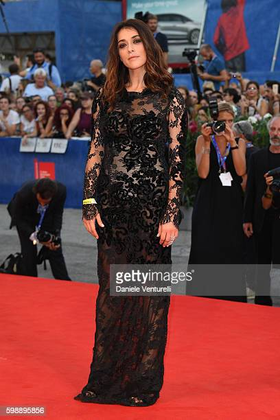 Valentina Lodovini attends the premiere of 'The Young Pope' during the 73rd Venice Film Festival at on September 3, 2016 in Venice, Italy.