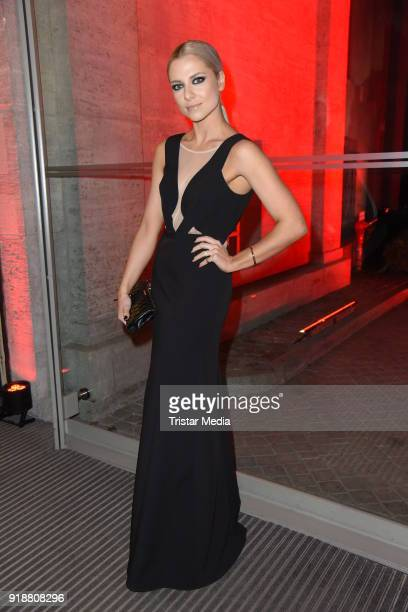 Valentina Pahde during the Berlin Opening Night by GALA and UFA Fiction at Das Stue on February 15 2018 in Berlin Germany