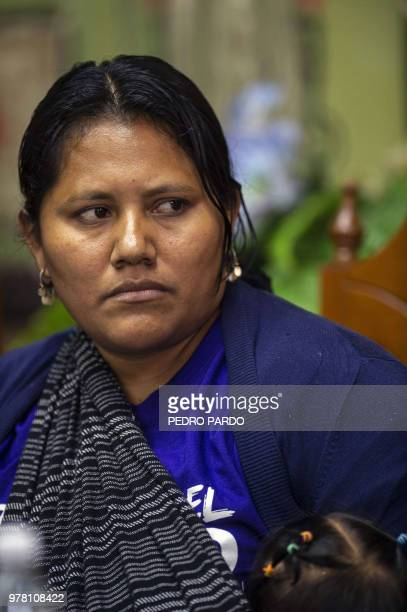 Valentina Rosendo Cantu a Me'phaa indigenous woman who has waged a 16year legal battle to make two soldiers face justice after they detained tortured...