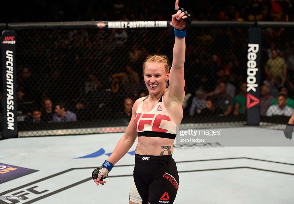 UFC Fight Night: Holm v Shevchenko : News Photo