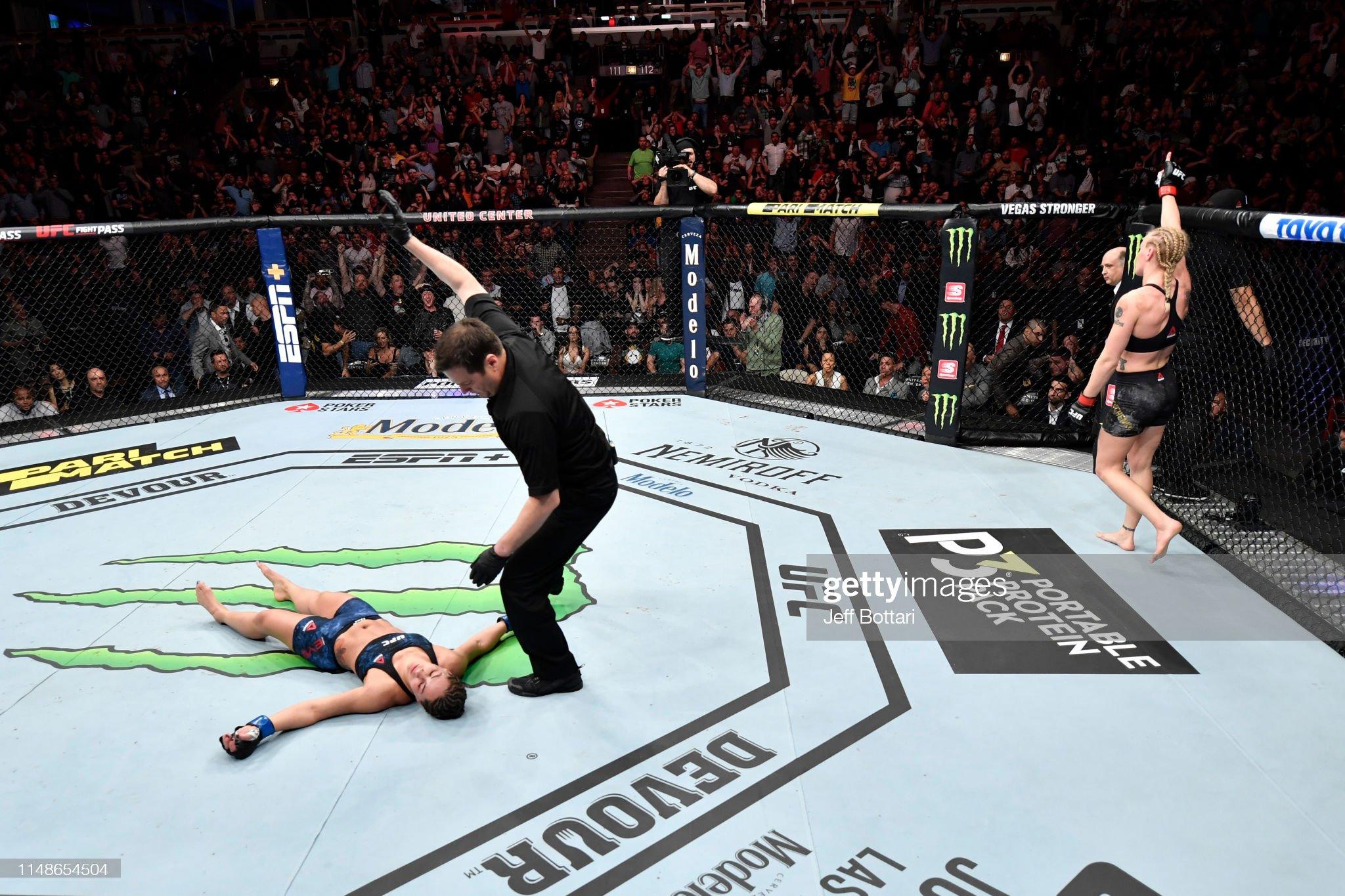 UFC 238: Shevchenko v Eye : News Photo