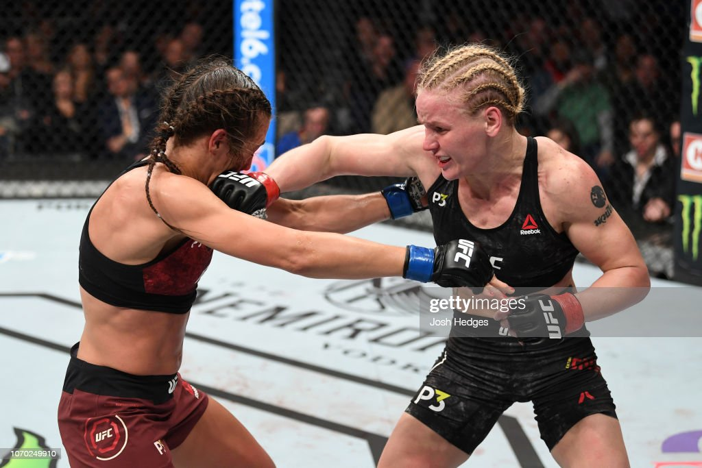UFC 231: Shevchenko v Jedrzejczyk : News Photo