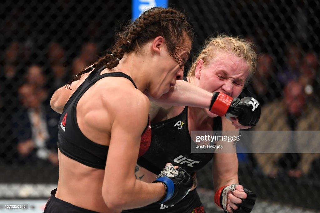 UFC 231: Shevchenko v Jedrzejczyk : News Photo