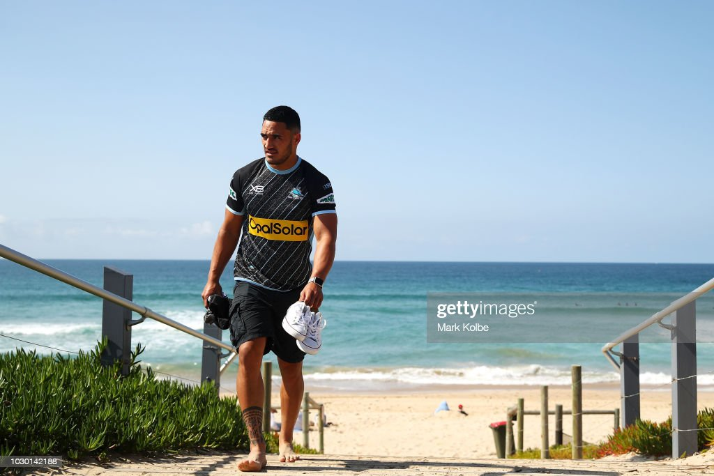 Cronulla Sharks Media Opportunity : News Photo