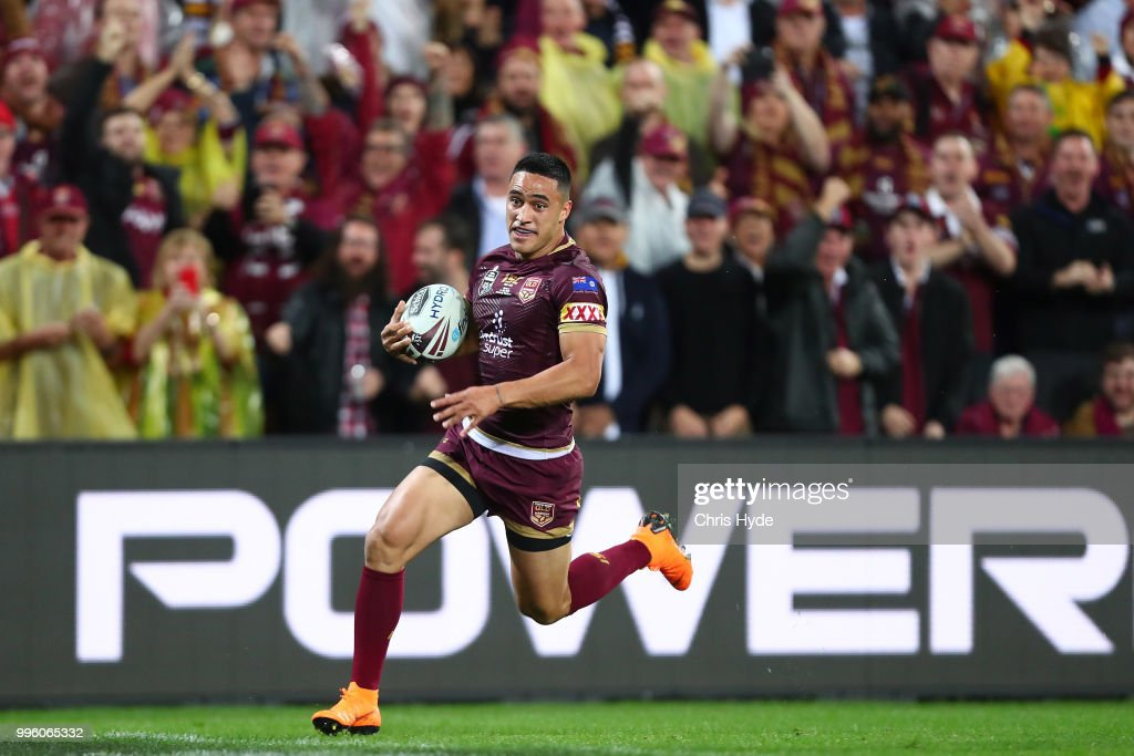 State Of Origin III - QLD v NSW : News Photo