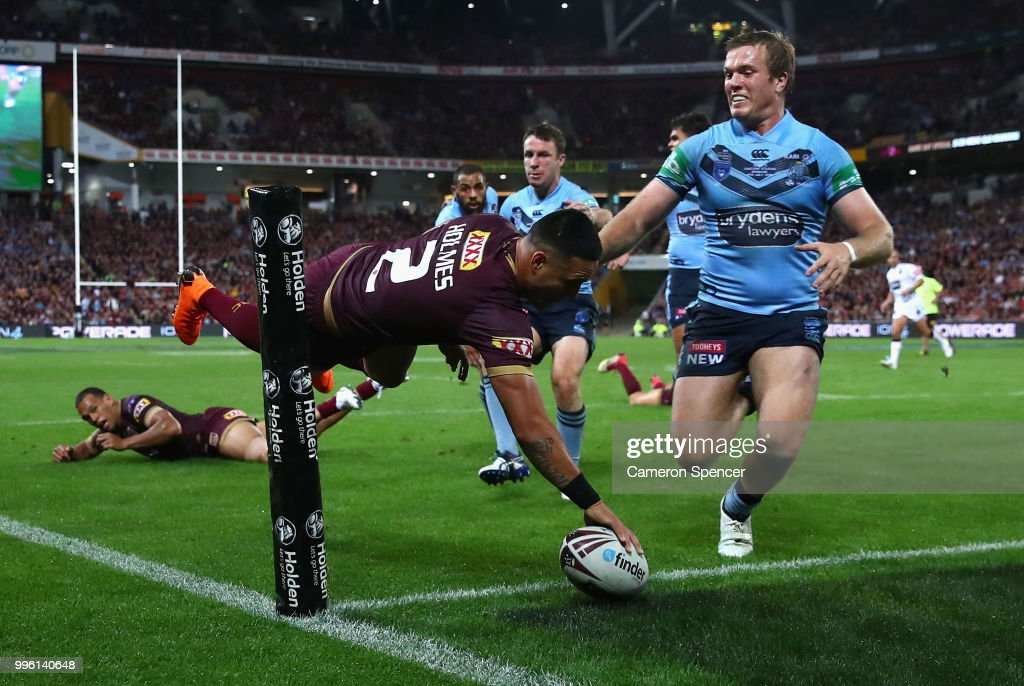 State Of Origin III - QLD v NSW
