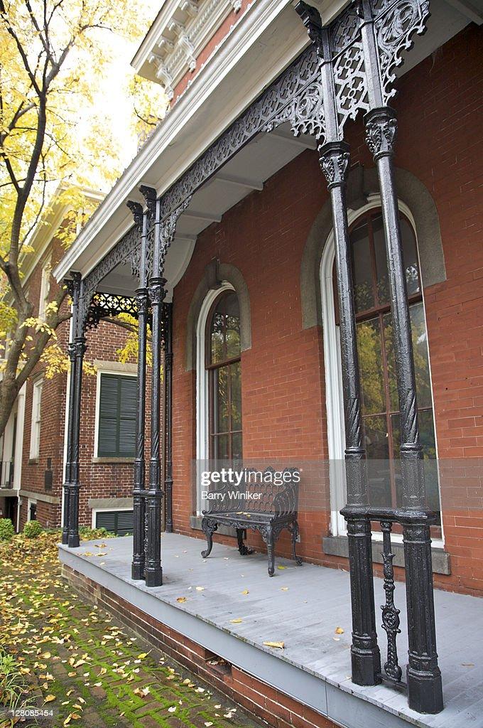Valentine Richmond History Center Decatur Davis House 1879