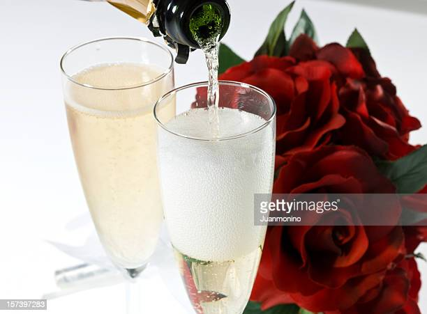 Valentines Champagne for Two