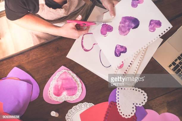 Métiers d'art de Saint-Valentin