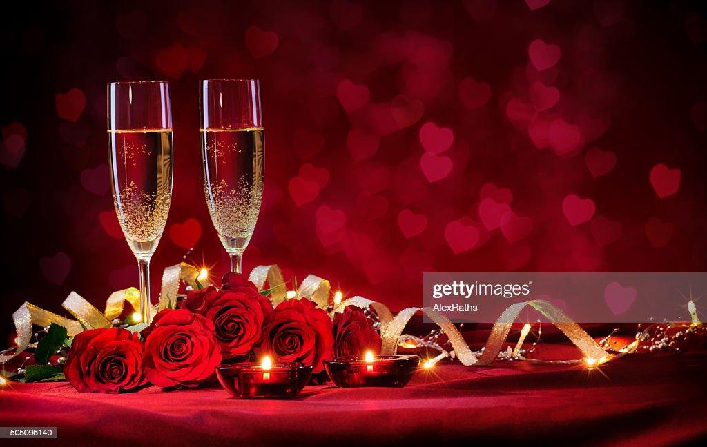 ... Wooden Background; Valentines Day Background